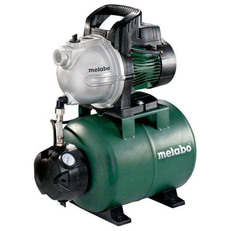 Alles METABO hidropak HWW 4000/25G