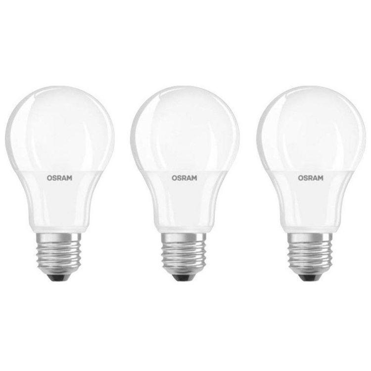 Alles OSRAM LED žarulja E27 8,5W/827 3/1 pak