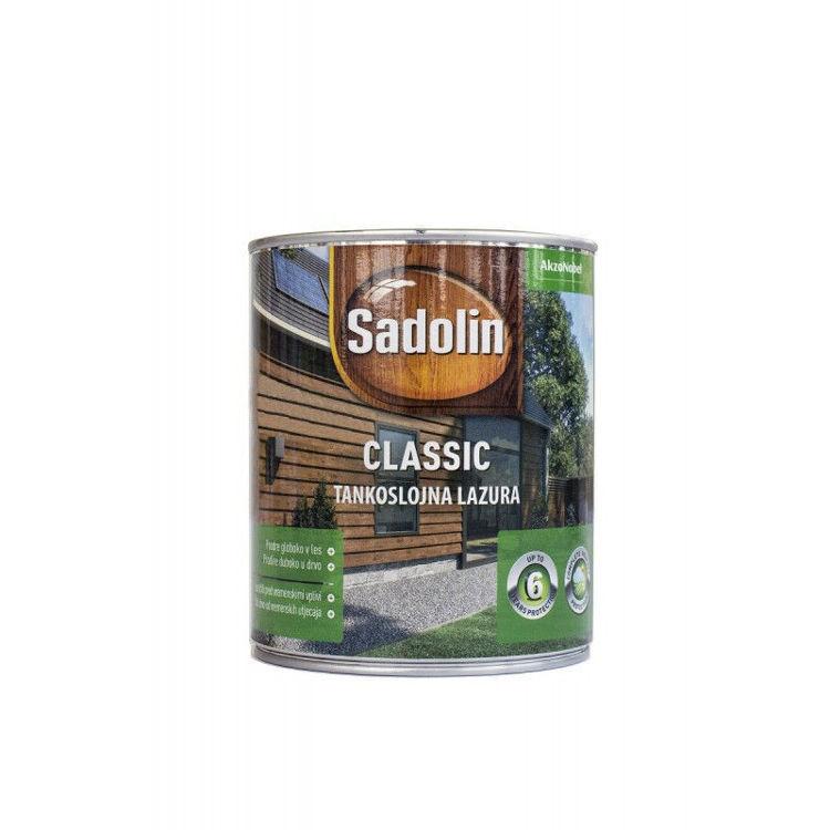 Alles SADOLIN CLASSIC 0,75 l (SVIJETLI HRAST)