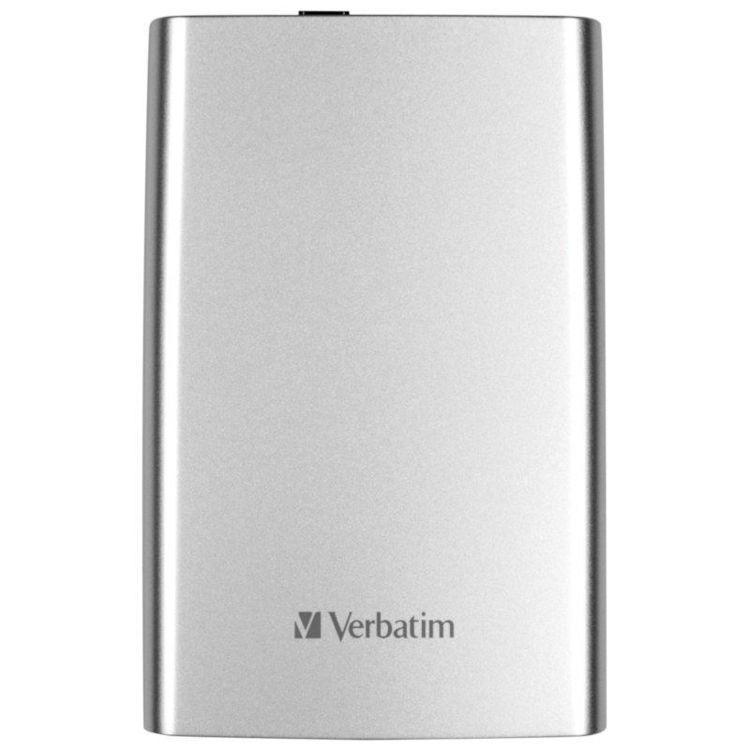 """Alles VERBATIM prijenosni HDD  USB 3.0 2,5"""" 2TB SREBRNI"""