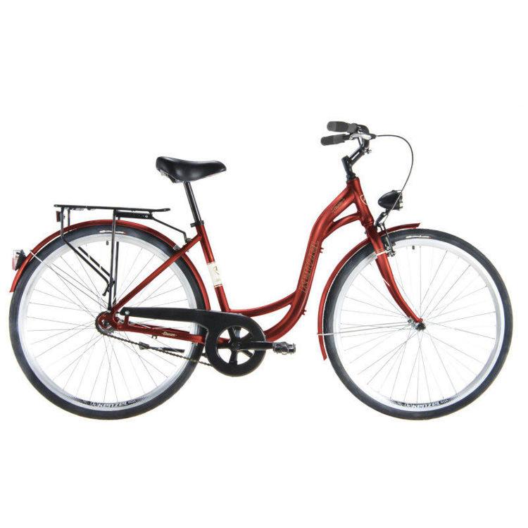 "Alles Bicikl DREAM CEREMONY 26"" BORDO"