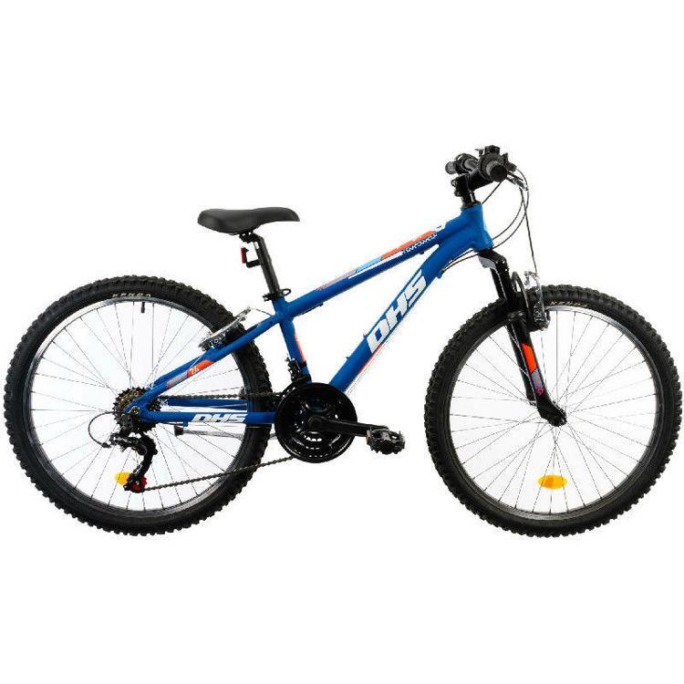 """Alles DHS bicikl 2423 24"""" PLAVI"""