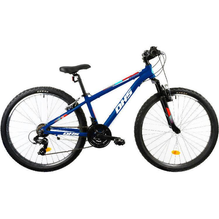 """Alles DHS bicikl 2623  26"""" PLAVI"""