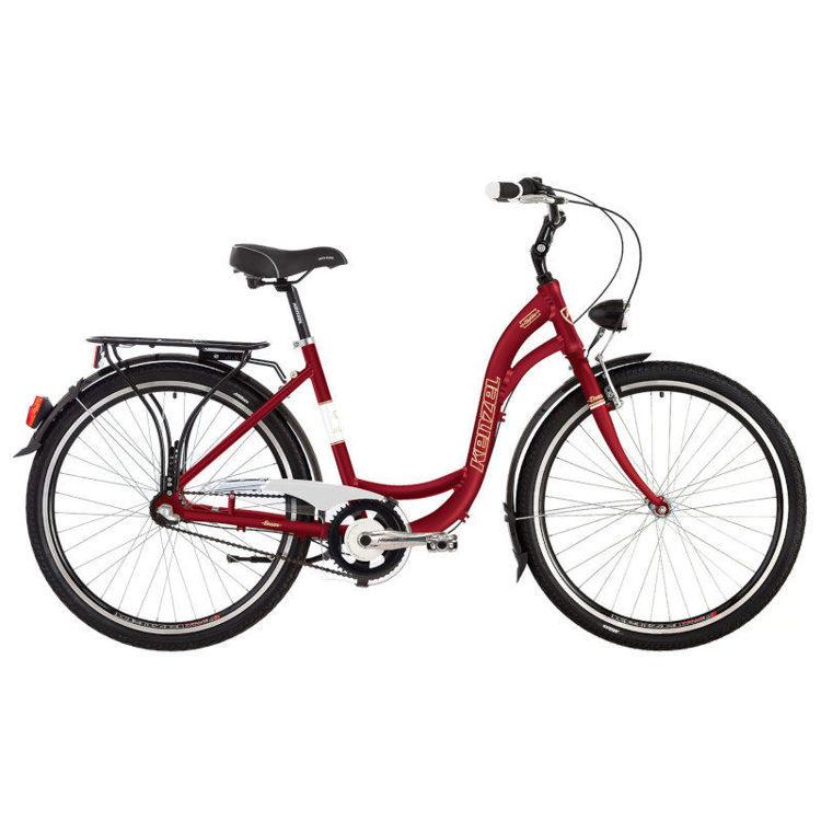 "Alles Bicikl DREAM CLASSIC 26"" BORDO"