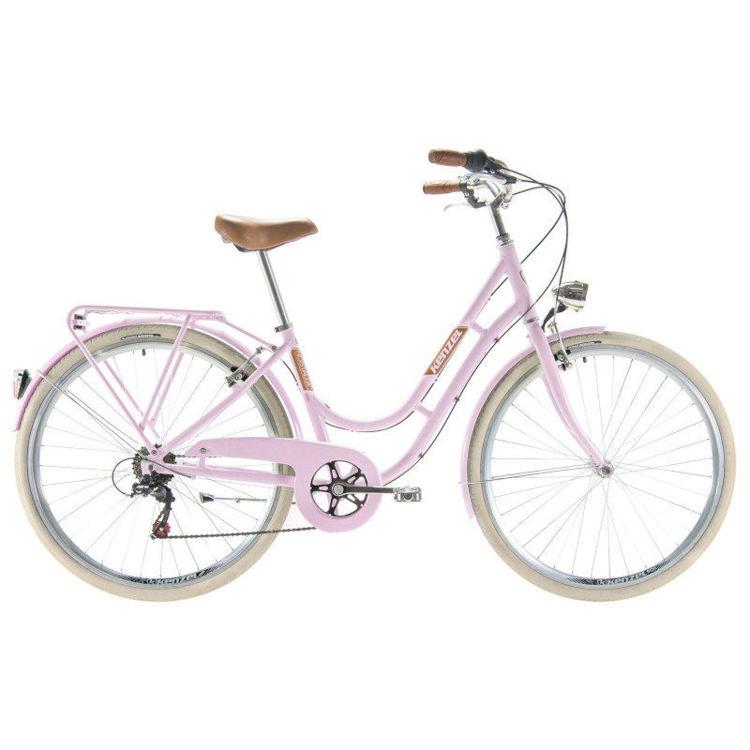 """Alles Bicikl NOSTALGIC ROYAL 28"""" HELLROSA"""