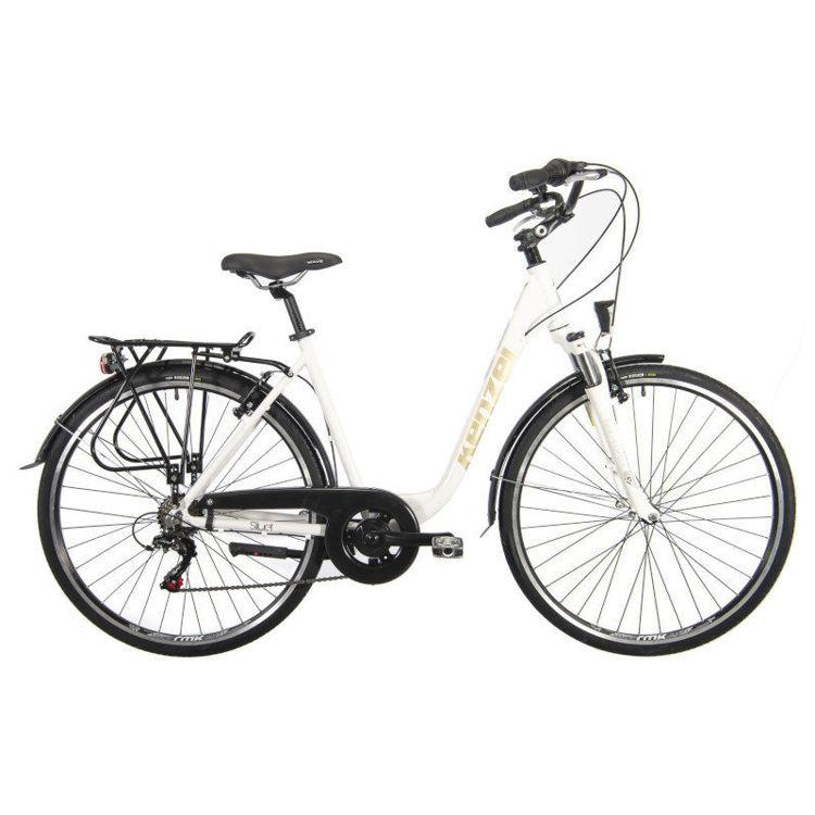 "alles Bicikl SILUET 28"" BIJELI"