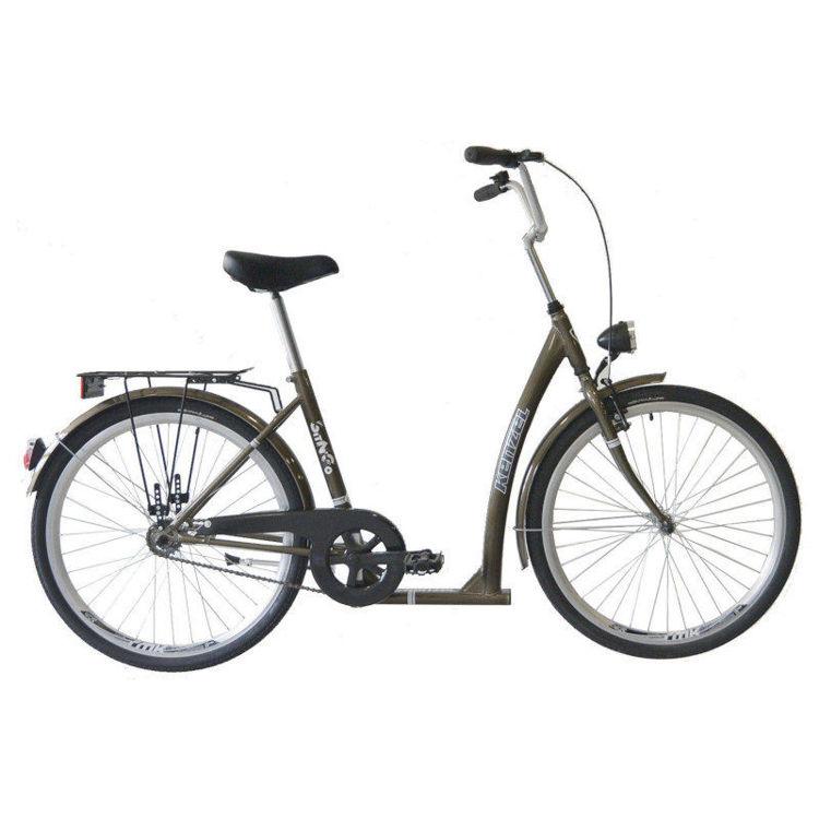 """Alles Bicikl SIT N GO 20"""" SMOKE"""