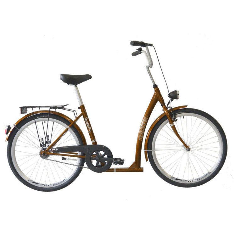 "Alles Bicikl SIT N GO 26"" CEREMONY BROWN"