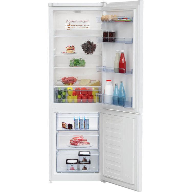 Alles BEKO hladnjak kombinirani RCSA270K30WN