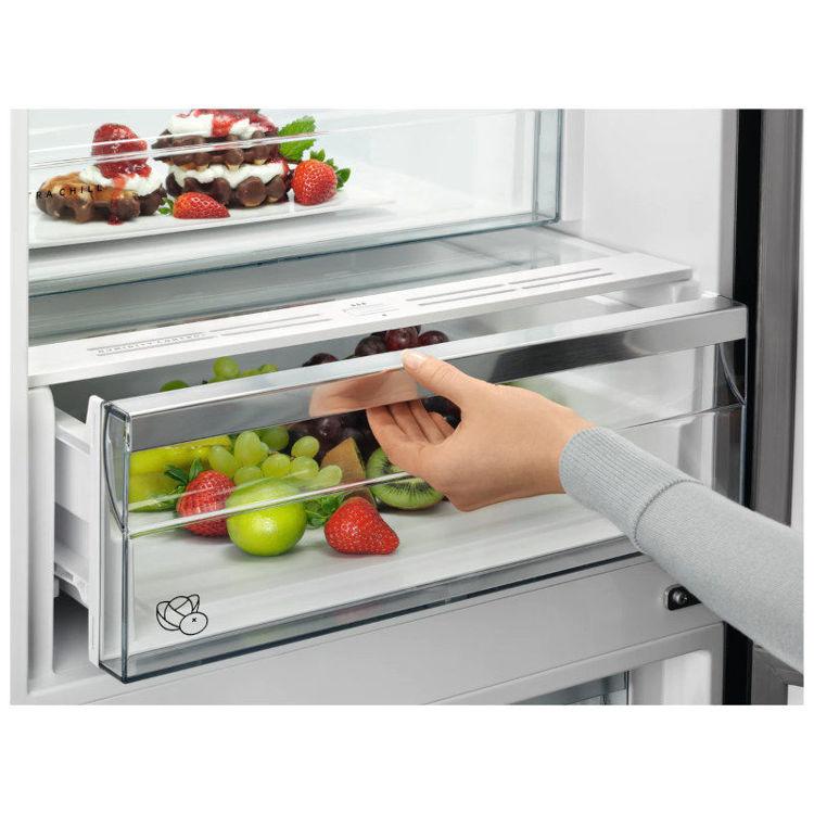 Alles AEG hladnjak kombinirani RCB632E4MX