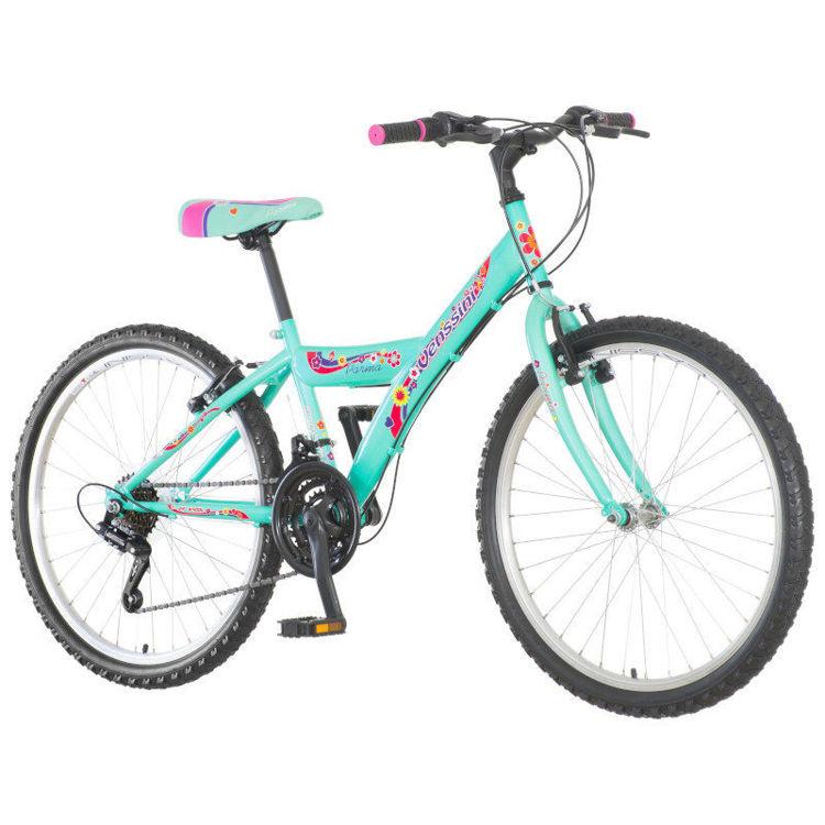 "Alles VENSSINI bicikl PARMA 24""  TIRKIZNI"