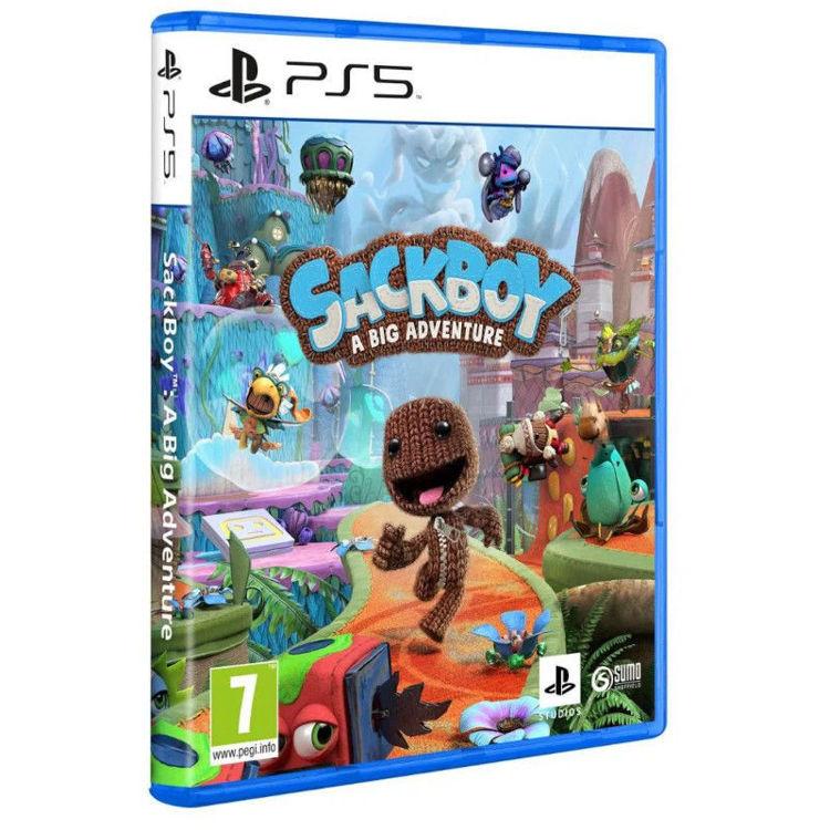 Alles Sackboy A Big Adventure PS5
