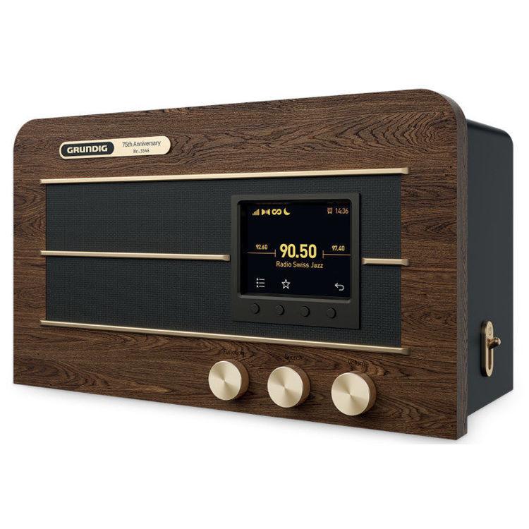 Alles GRUNDIG radio GHR7500 HEINZELMANN limited edition