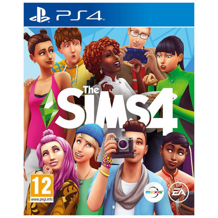 Alles THE SIMS 4 PS4