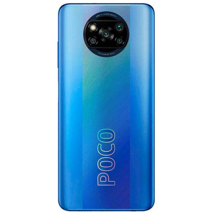 Alles XIAOMI mobilni telefon POCO X3 PRO 8/256 PLAVI