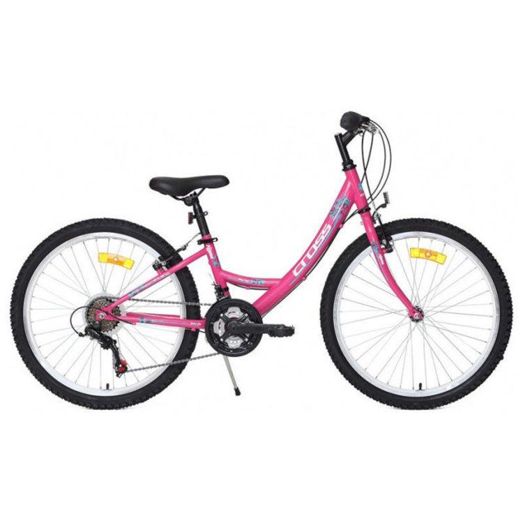 "Alles CROSS bicikl 24"" ALISSA ROZA"