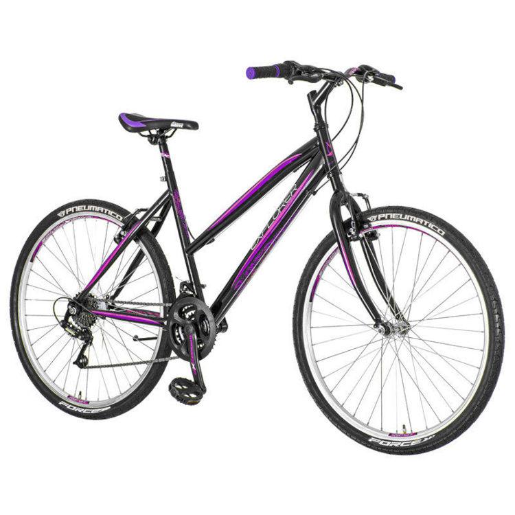"""Alles EXPLORER bicikl MTB 265 26"""" CRNO-LJUBIČASTI"""