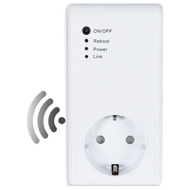 Alles COMMEL utičnica šuko WiFi smart 265-305