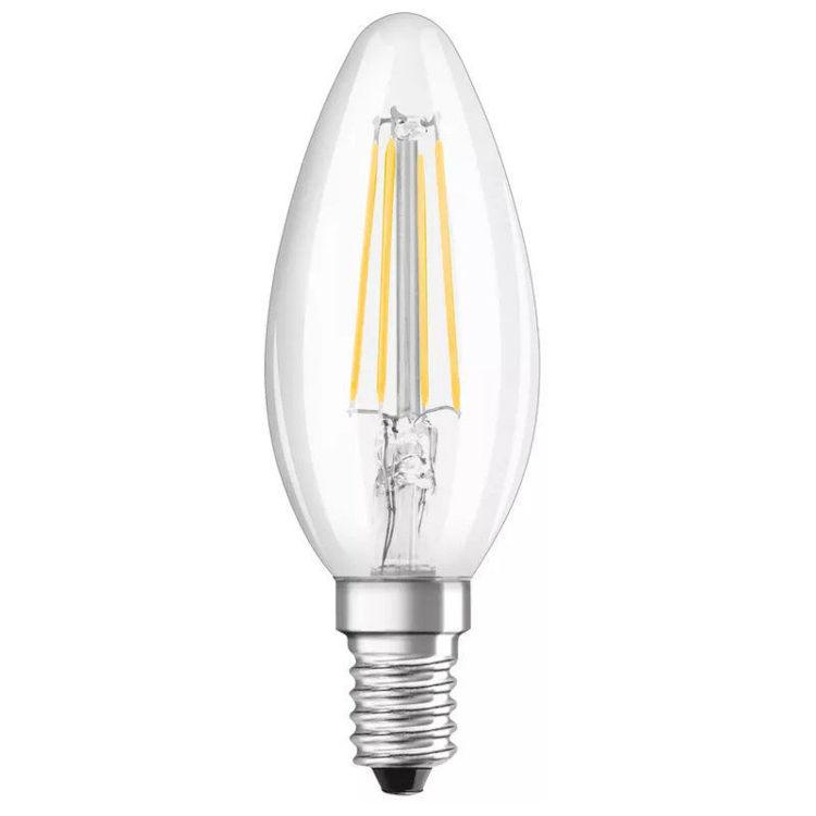 Alles OSRAM LED žarulja ST CLAS B 40 4 W/2700K E14 DUO