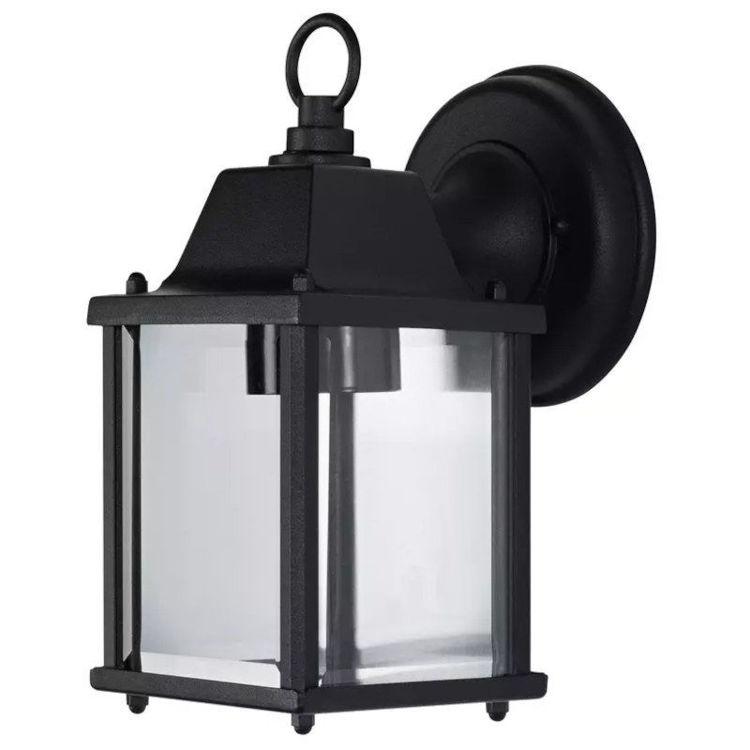 Alles LEDVANCE svjetiljka ENDURA CLASSIC Lantern SQ S E27 BK
