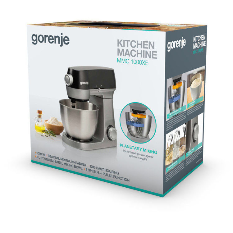 Alles GORENJE kuhinjski robot MMC1000XE