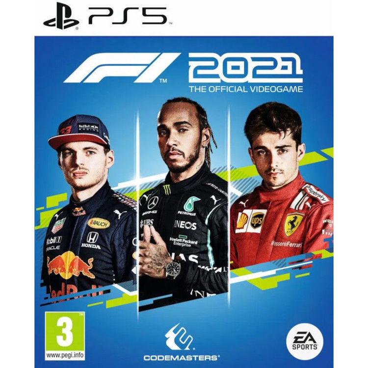 Alles F1 2021 PS5