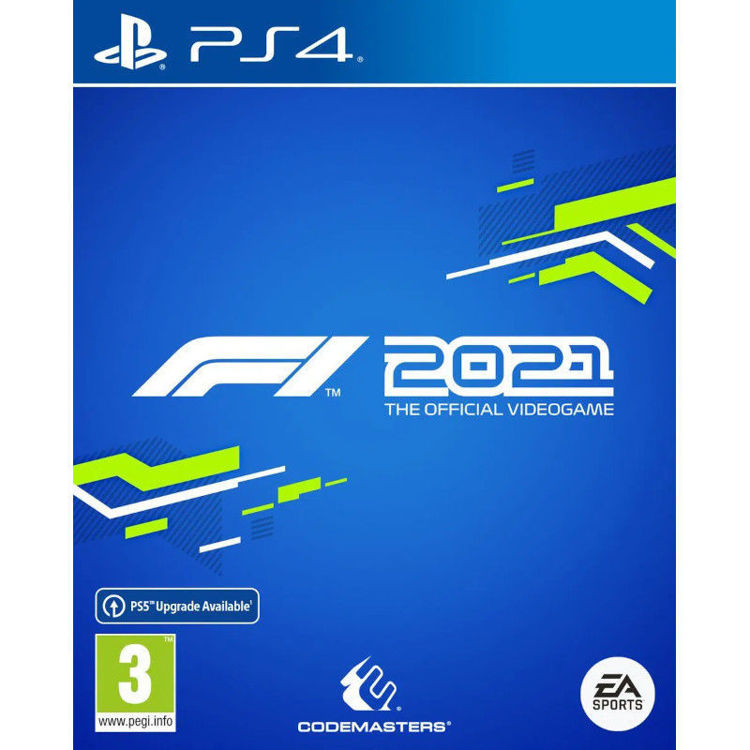 Alles F1 2021 Standard Edition PS4