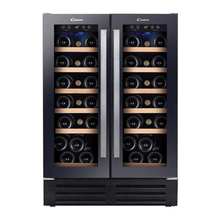 Alles CANDY hladnjak vinski ugradbeni CCVB 60D