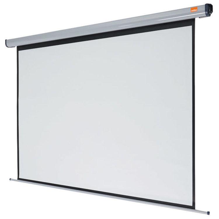 Alles E-VIEW projekcijsko platno ES200/203x203cm
