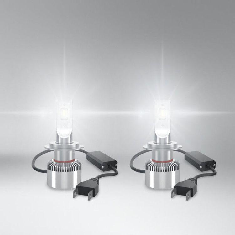 Alles OSRAM LED auto žarulja 64210DWXTR 18W/6000K H7 12V PX26D DUO-Pack