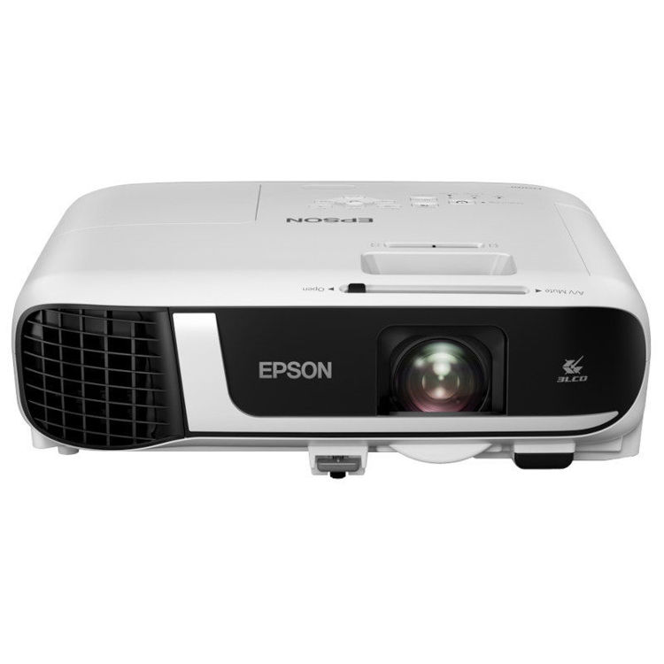 Alles EPSON LCD projektor EB-FH52