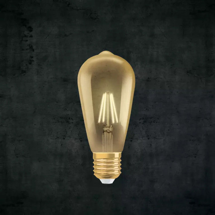 Alles OSRAM žarulja LED Edison 54 7W/824 Vintage 1906 E27