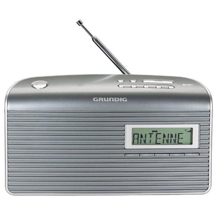 Alles GRUNDIG radio MUSIC GS 7000 GRAY/SILVER