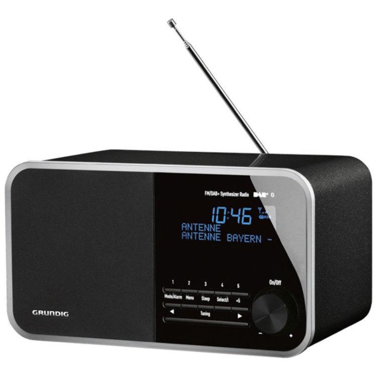 Alles GRUNDIG radio DTR 4500 crni