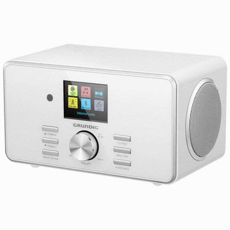 Alles GRUNDIG radio DTR 5000 X bijeli