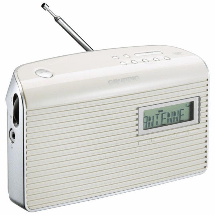 Alles GRUNDIG radio MUSIC WS 7000 WHITE/SILVER