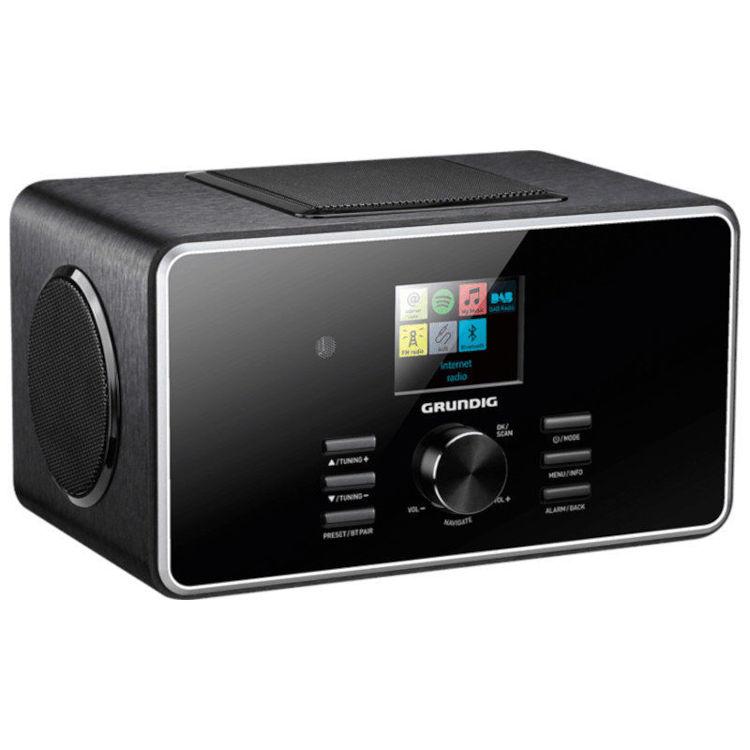Alles GRUNDIG radio DTR 6000 X crni