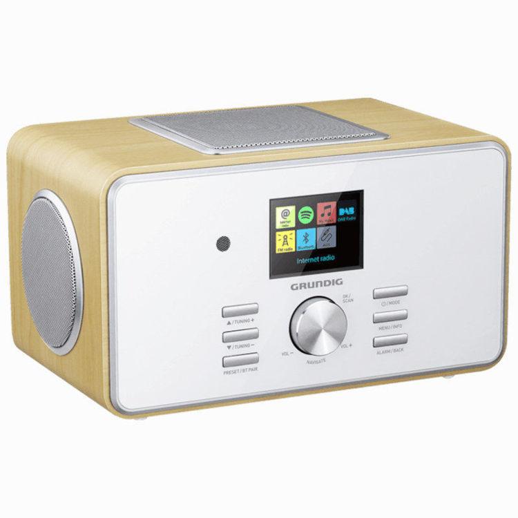 Alles GRUNDIG radio DTR 6000 X hrast