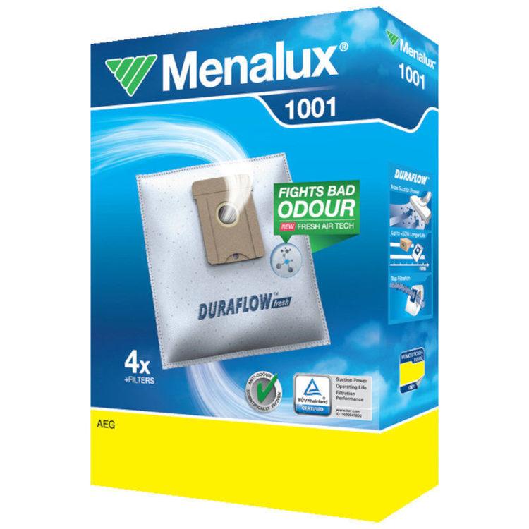 Alles MENALUX vrećica za ELECTROLUX usisavač 1001 900 196 153