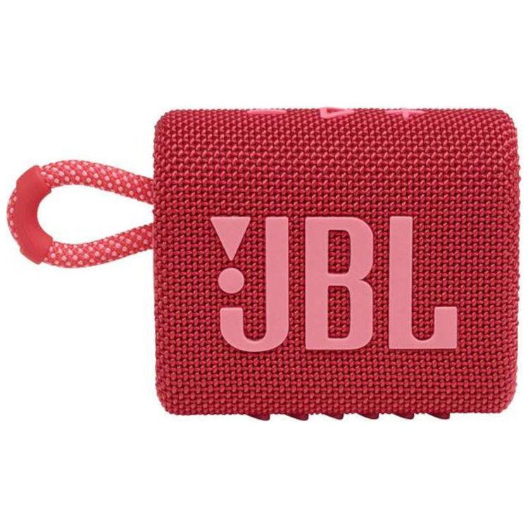 aLLES JBL zvučnik prijenosni GO3 CRVENI
