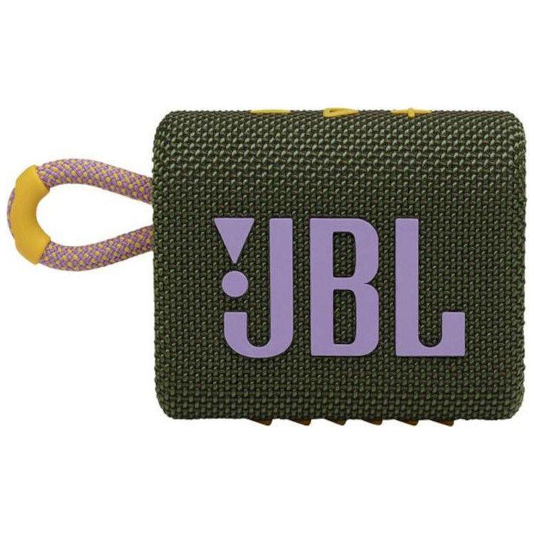 Alles JBL zvučnik prijenosni GO3 ZELENI