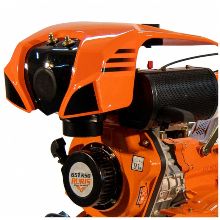 Alles RURIS motorna kopačica 651KSD