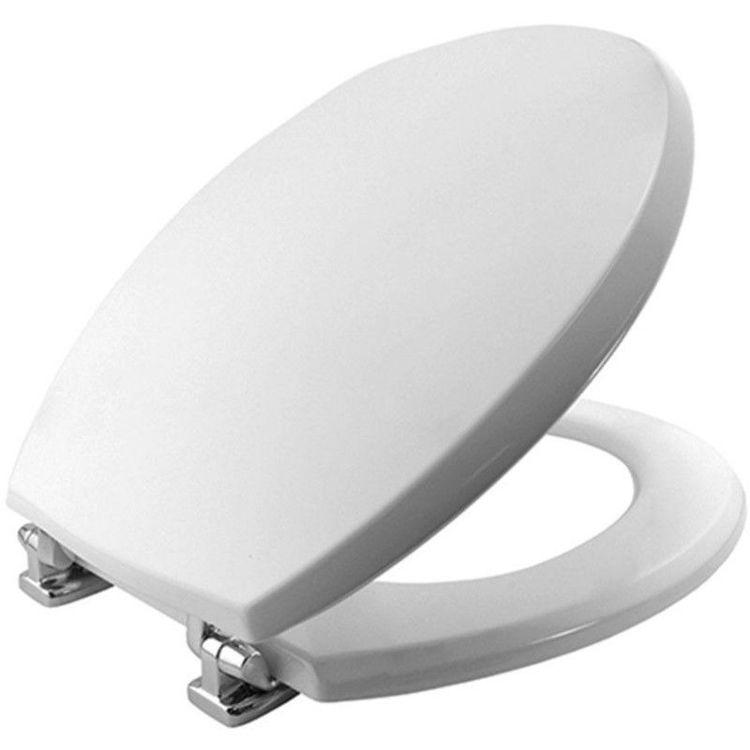 Alles BEMIS WC daska HUDSON soft close Ultra-Fix™