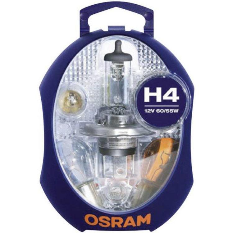 Alles OSRAM auto žarulje CLK H4 EURO MINI