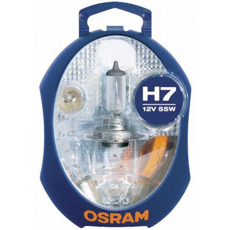 Alles OSRAM auto žarulje CLK H7 EURO MINI