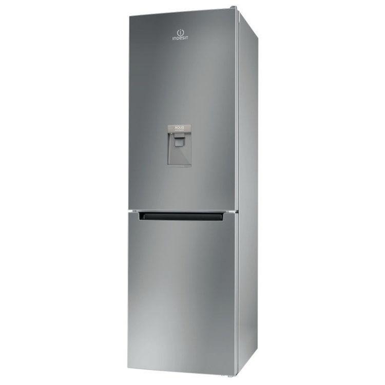 Alles INDESIT hladnjak kombinirani LI8 S1E S AQUA
