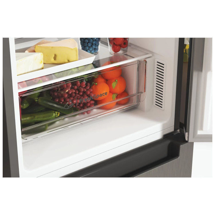Alles INDESIT hladnjak kombinirani INFC8 TI21X