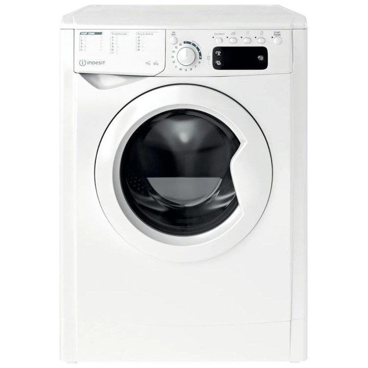 Alles INDESIT perilica-sušilica rublja EWDE 751451 W EU N